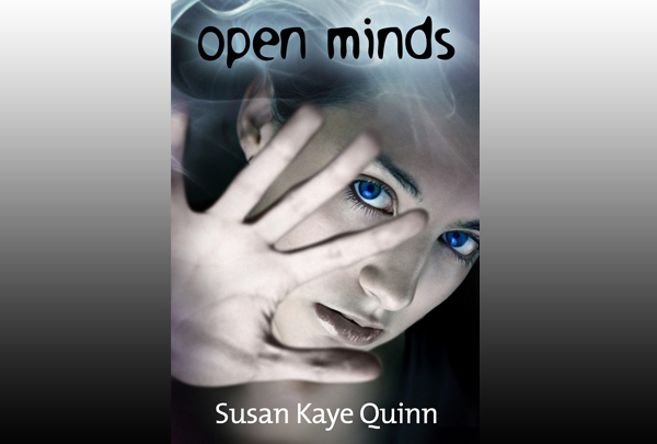 "Voiceover for ""Open Minds"" Novel"